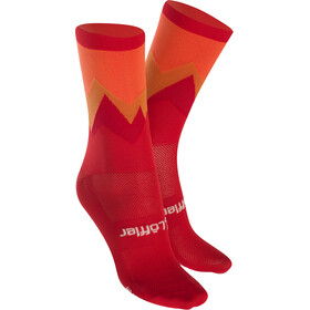 Löffler Style Socks, red